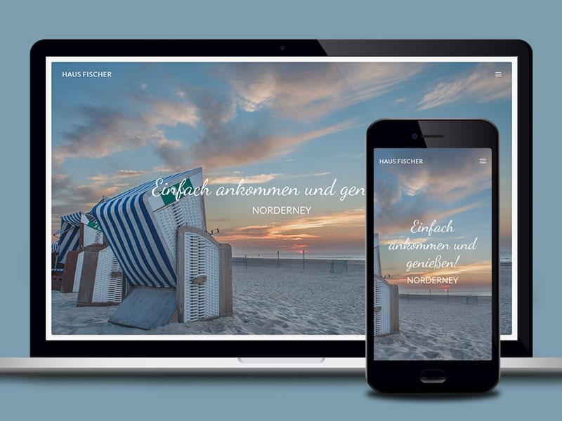 Web-Design Haus Fischer